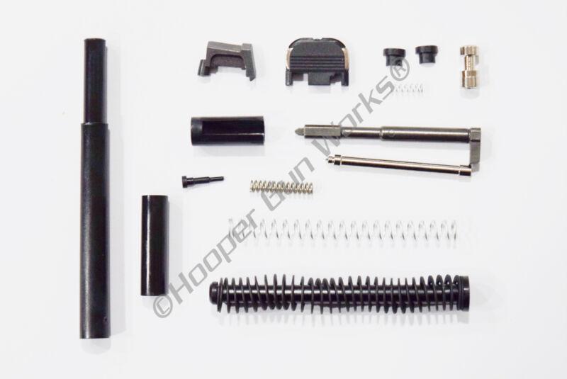 Hooper Gun Works G19 Upper Slide Completion Kit for Glock 19 Gen 1-3