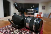 Sony NEX-VG20E camcorder WITH 18-200mm Len Rossmoyne Canning Area Preview