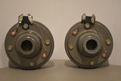 Pair of Vintage Kustom Horn Drivers Early 70