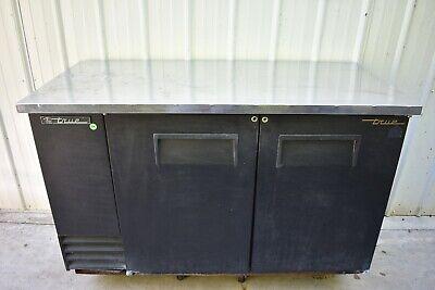 True Tbb-2 59 Back Bar Refrigerator