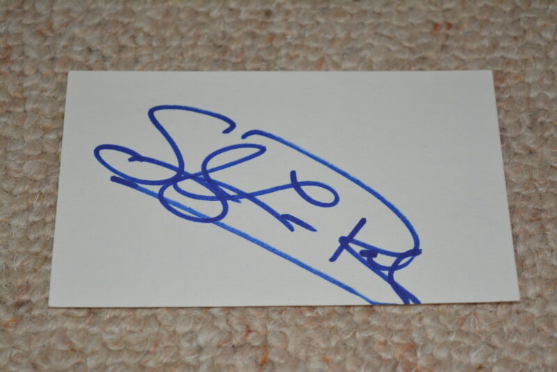 SHERYL LEE RALPH signed Autogramm In Person MOESHA , RAY DONOVAN