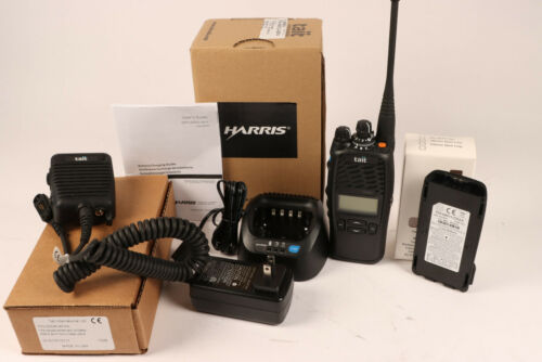 Tait Harris TP9400 P25 Phase 1 trunking UHF R2 450-520MHz