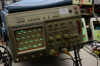 Tektronix 2465 Dms 300mhz 4-channel Analog Oscilloscope 2 Probes Guaranteed