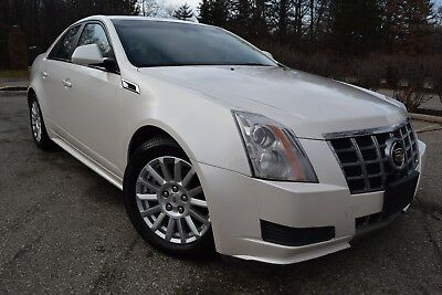 """2012 Cadillac CTS LUXURY COLLECTION-EDITION 2012 Cadillac CTS Luxury 3.0L/V6/Leather/Navigation/Camera/17"""" Alloys/CD/On Star"""