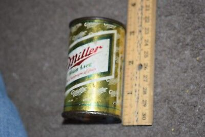 Vintage Miller High Life Beer Cigarette Lighter Holder Collectible Breweriana US