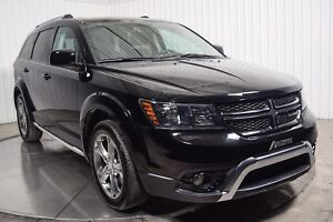 2017 Dodge Journey CROSSROAD AWD CUIR MAGS 7 PASSAGERS