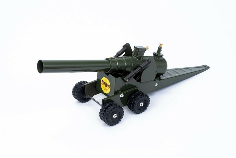 Big-Bang Cannons 155MM Military Green Cannon - Made In USA