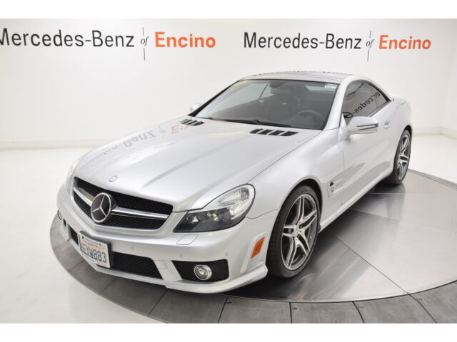 2009 mercedes benz sl65 amg xenon distronic well for Mercedes benz msrp