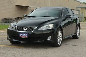 2010 Lexus IS 250 | Navi | Cooled Seats | Bluetooth