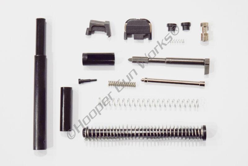 Hooper Gun Works G17 Upper Slide Completion Kit for Glock 17 Gen 1-3