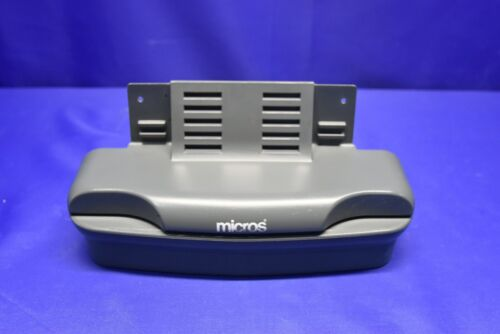 Micros 2010 Card Reader and Bullnose - GOOD USED CONDITION