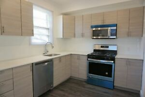 BRAND NEW RENOTATED KITCHEN - HEATED 4 1/2 ON TERREBONNE