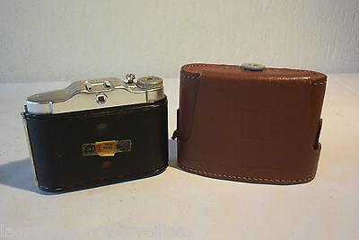 C56 Ancien appareil photo SOLIDA FRANKA II 6*6 4*4