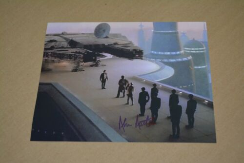ALAN AUSTEN signed autograph 8x10 (20x25 cm) In Person STAR WARS EMPIRE STRIKES