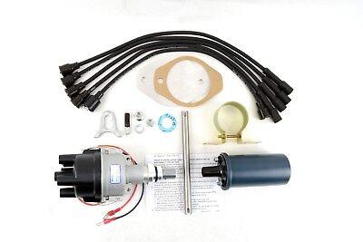 Lincoln Sa-200 Sa-250 Electronic Ignition Kit For F163 Bw110-k