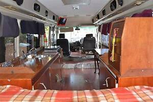 1992 Toyota Coaster Bus Motorhome - Campervan Armadale Stonnington Area Preview