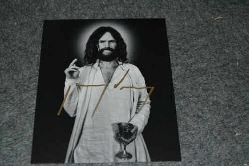 JEREMY DAVIES signed Autogramm In Person 20x25 AMERICAN GODS
