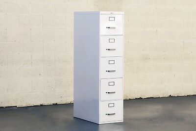 Mid Century Steel File Cabinet Custom Refinished To Order