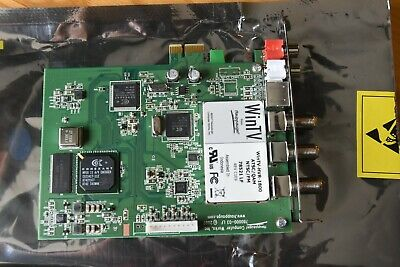 NEW HAUPPAUGE TV TUNER/CAPTURE WinTV-HVR-1800 ATSC/QAM NTSC/FM 78521 LF PCIe x 1