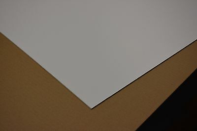 Pvc Foam Board Komatex Sintra Sheet White 12 X 48 X 24