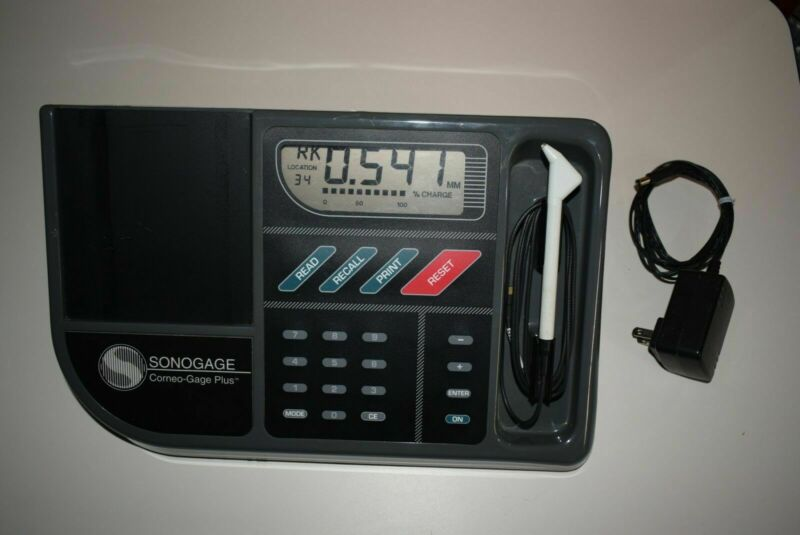 Sonogage Corneo-Gage Plus Corneal Pachymeter