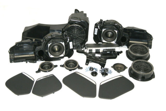 audi a7 4g bose soundsystem amplifier amp dsp most. Black Bedroom Furniture Sets. Home Design Ideas