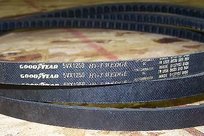 Goodyear Hyt Wedge - Goodyear HyT Wedge V Belt 5VX1250