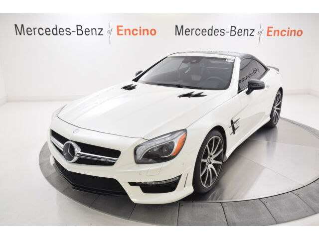 2015 mercedes benz sl65 amg designo certified low miles for Certified pre owned mercedes benz for sale