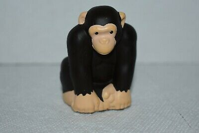 Fisher Price Little People Zoo Talkers Chimpanzee Figure - Replacement