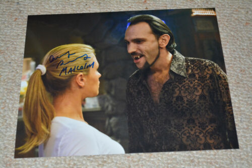 ANDREW ROTHENBERG signed  Autogramm 20x25 cm In Person TRUE BLOOD Malcolm