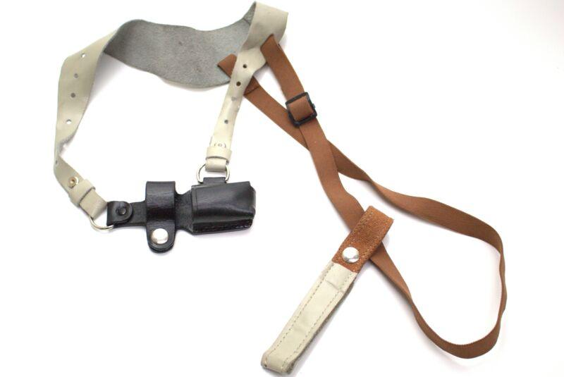 "16"" Expandable Baton Leather Shoulder Holster"