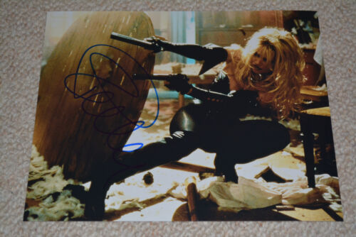 PAMELA ANDERSON signed autograph In Person 8x10 (20x25cm) BARB WIRE