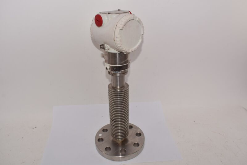 ABB 266HDH PRIMA 7, High overload gauge pressure transmitter with direct mount d