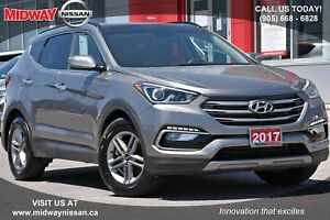 2017 Hyundai Santa Fe Sport 2.4 SE SE AWD - Bluetooth|Heated...
