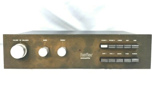 Hafler DH-101 preamp *Tested*