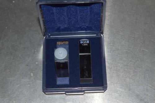 Unknown brand Cuvette QS1.000 in Original Box   #211266-AC4