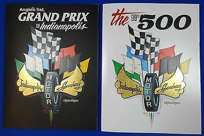 2015 Angies List Gp Of Indy   Indianapolis 500 Collector Program Team Penske