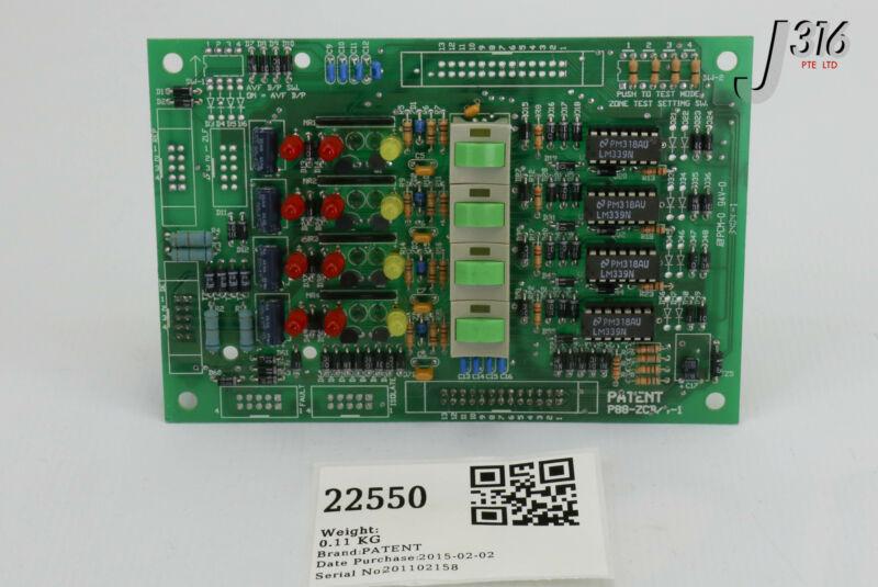 22550 Patent Pcb Assy P88-zcb/4-1