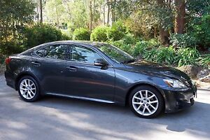 2010 Lexus IS250 Luxury Sedan Lambton Newcastle Area Preview