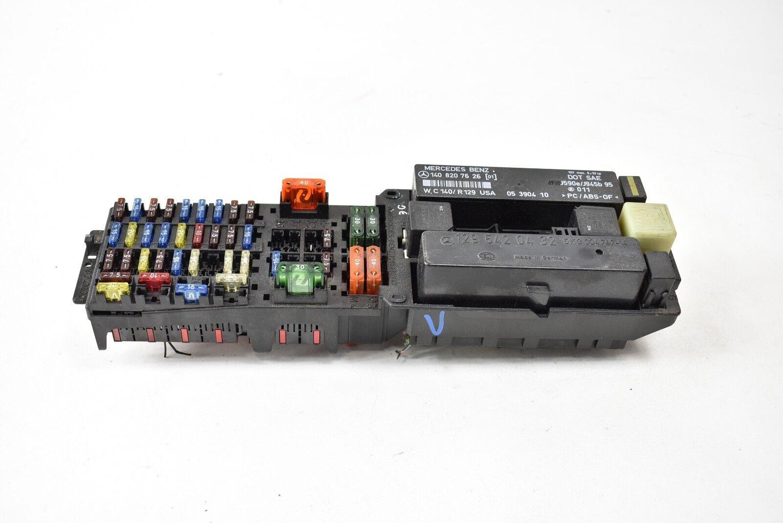 R129 fuses