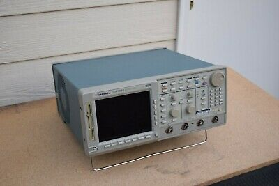 Tektronix Tds784d 1ghz 4 Gss 4-ch Dpo Color Oscilloscope Tek Lcd Display Guar