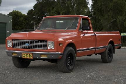 Chevrolet c20 for sale in australia gumtree cars 1971 chevrolet c20 pickup truck fandeluxe Image collections