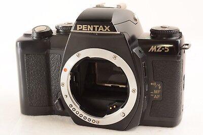Пленочные фотокамеры PENTAX MZ-5 35mm Film