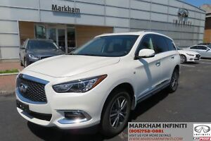 2017 Infiniti QX60 AWD|SUNROOF|LEATHER|HEATED SEATS|BACK CAMERA