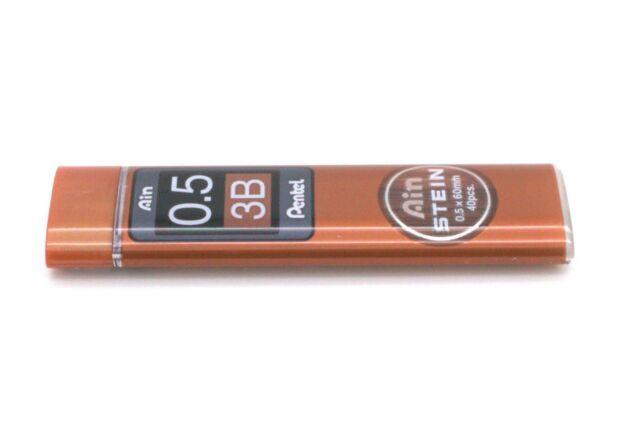 Pentel Druckbleistift-Feinmine AIN STEIN C275 Härtegrad: 3B