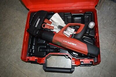 Hilti Dx5 Auto Powder Actuated Fastening Tool Nail Gun With Mx 72 Attachment