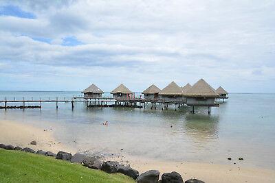 Tahiti beach sand