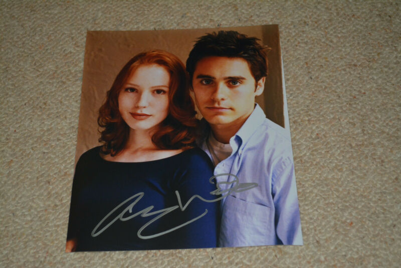 ALICIA WITT  signed autograph In Person 8x10 20x25 cm URBAN LEGENDS