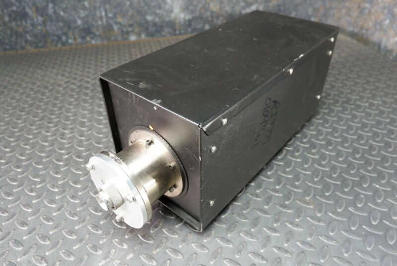Pacific Precision Instruments 3463 Water Cooled PMT Housing RCA C31034