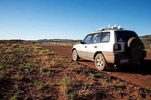 1998 Toyota RAV4 Wagon Fremantle Fremantle Area Preview